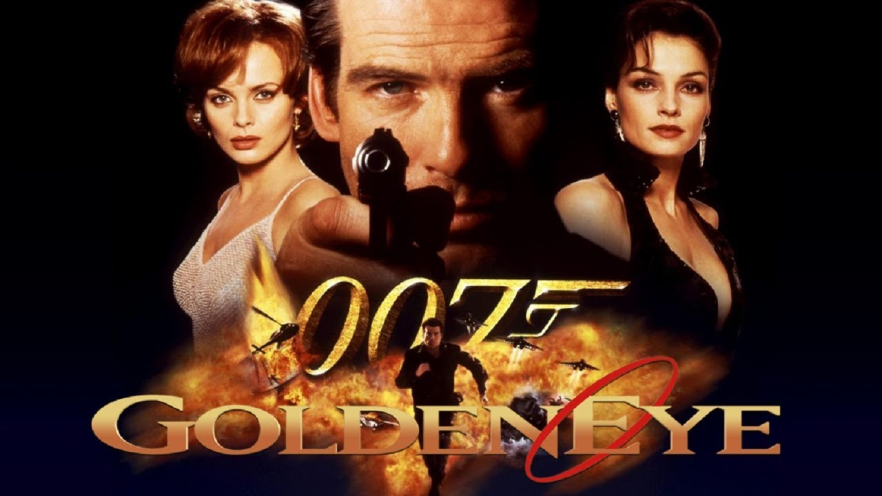 Download GoldenEye (1995) Movie Live Reaction! | First Time Watching! | Livestream!