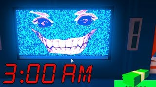 REAL OR FAKE!? - 3:00 AM APARTMENT EASTER EGG! (Roblox Jailbreak)