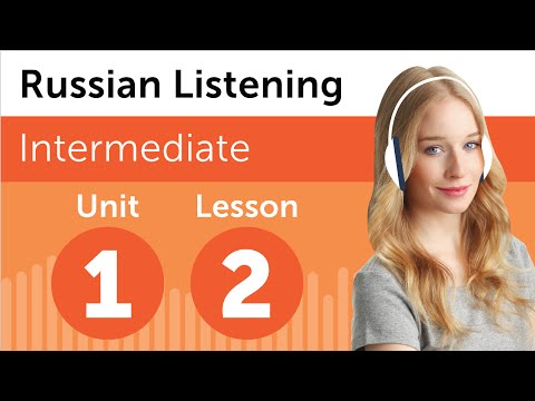 Learn Russian - Russian Listening Comprehension - Reserving a Room in Russian
