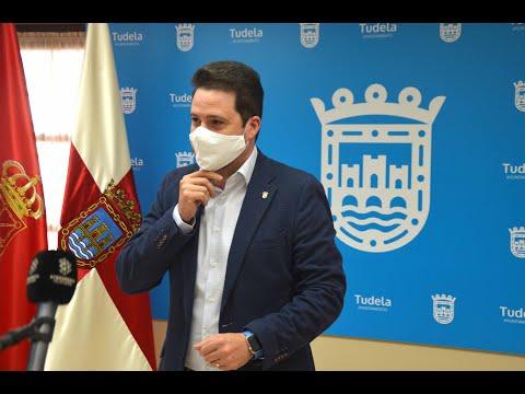 Alejandro Toquero sobre el nuevo brote de coronavirus en Tudela