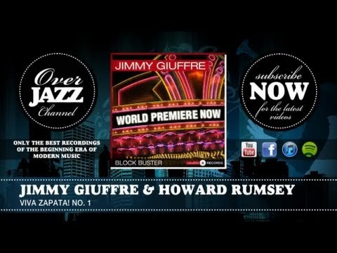 Jimmy Giuffre & Howard Rumsey - Viva Zapata! No. 1 (1952)