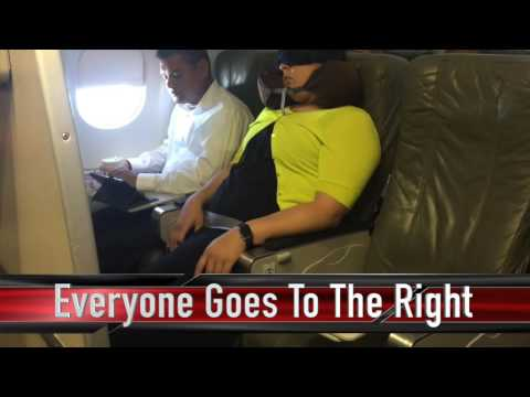 Leland Conway - Who Gets The Armrest On A Plane?