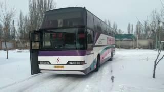 новое стекло на Neoplan(Компании VDglass, является украинским производителем автостекла марки Prestige . Автостекло можно приобрести..., 2017-02-18T08:07:04.000Z)