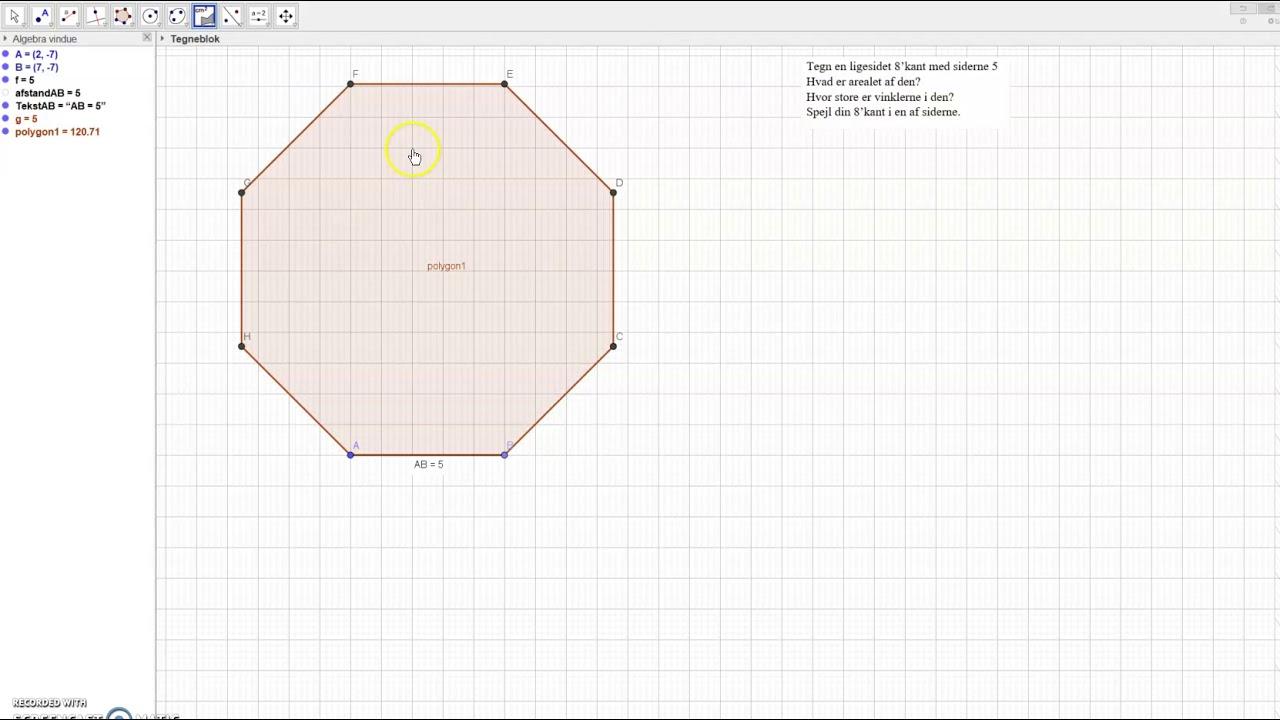 regulær polygon