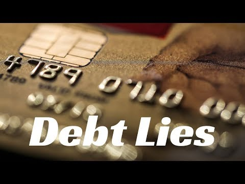 The Truth About Credit Card Debt