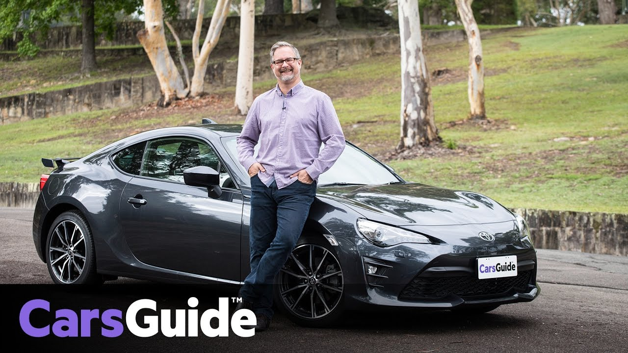 Toyota 86 Gts Auto 2017 Review Road Test Video