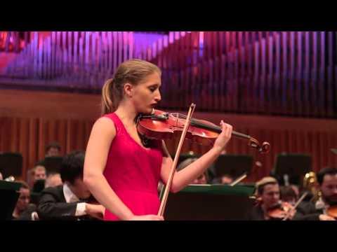 Eva Sulic - Aram Khachaturian Violin Concerto in d minor