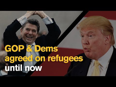 Rescue Facts: Why Dems and the GOP agreed on refugees—until now