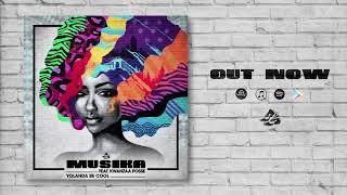 Yolanda Be Cool - Musika (Feat. Kwanzaa Posse) (Audio)