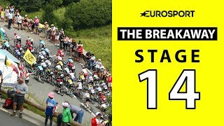 The Breakaway: Stage 14 Analysis | Tour de France 2019 | Cycling | Eurosport