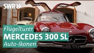 Auto-Ikonen: Mercedes 300 SL, der Flügeltürer