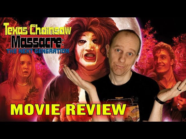 Texas Chainsaw Massacre: The Next Generation (1994) movie review