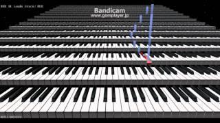 DTM  J.S Bach: Violin Partita No.3 in E major BWV1006 - Gavotte en Rondeau- バッハ:パルティータ 第3番よりガヴォット