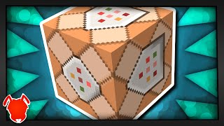 5 AMAZING 1 COMMAND BLOCK CREATIONS in MINECRAFT!