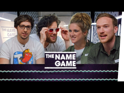 THE NAME GAME mit Lars Paulsen & Andreas Lingsch | Gute Arbeit Originals