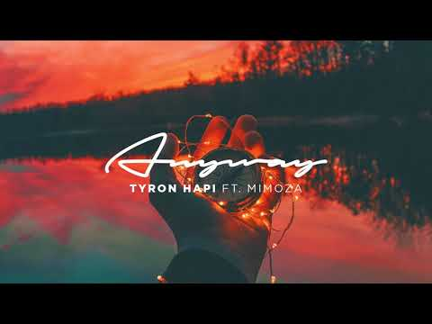 Tyron Hapi - Anyway feat. Mimoza (Cover Art) [Ultra Music]