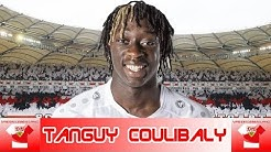 Tanguy Coulibaly   Willkommen beim VfB Stuttgart   VfB ein Leben lang