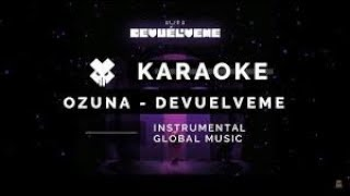 Ozuna - Devuélveme (Karaoke Version) HD Ⓜ️