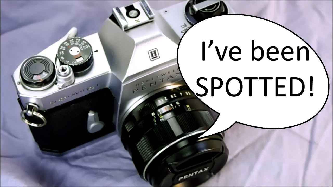 Pentax Spotmatic F Video Manual 1 Of 2 Youtube K1000 Diagram Related Keywords Suggestions