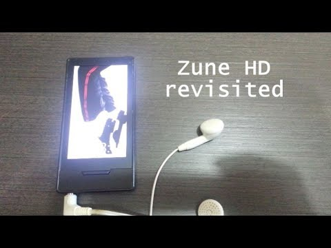 Zune HD revisited in 2017 Retro Review