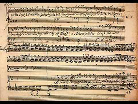 GFHandel - Allegro in E minor