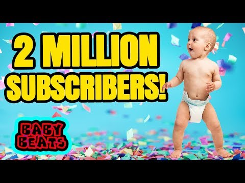 2 MILLION SUBSCRIBER CELEBRATION! Baby Beats mp3 letöltés