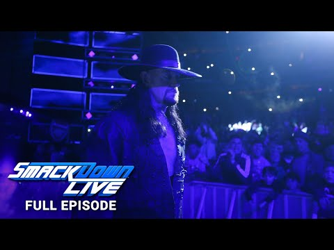 WWE SmackDown LIVE Full Episode, 16 October 2018