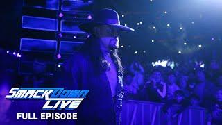 WWE SmackDown LIVE Full Episode, 16 October 2018