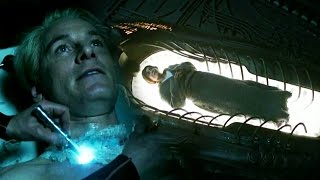 WHY DID SHAW TRUST DAVID? ALIEN: COVENANT PROLOGUE