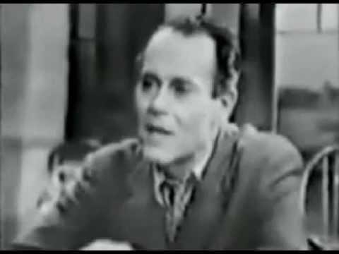 THE PETRIFIED FOREST (Bogart & Henry Fonda - live TV version 1955)