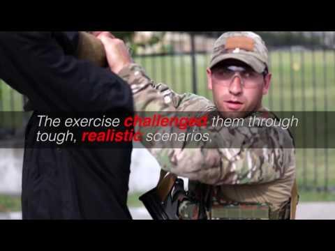 Exercise Jackal Stone 2016