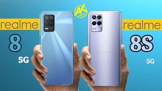 REALME 8 5G VS REALME 8S 5G
