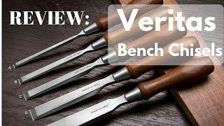Veritas Bench Chisel Tool Review