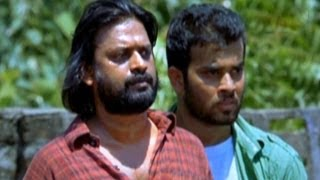 Roudram Scenes - Gouri Gang Try To Attack  Shiva - Jeeva, Shriya