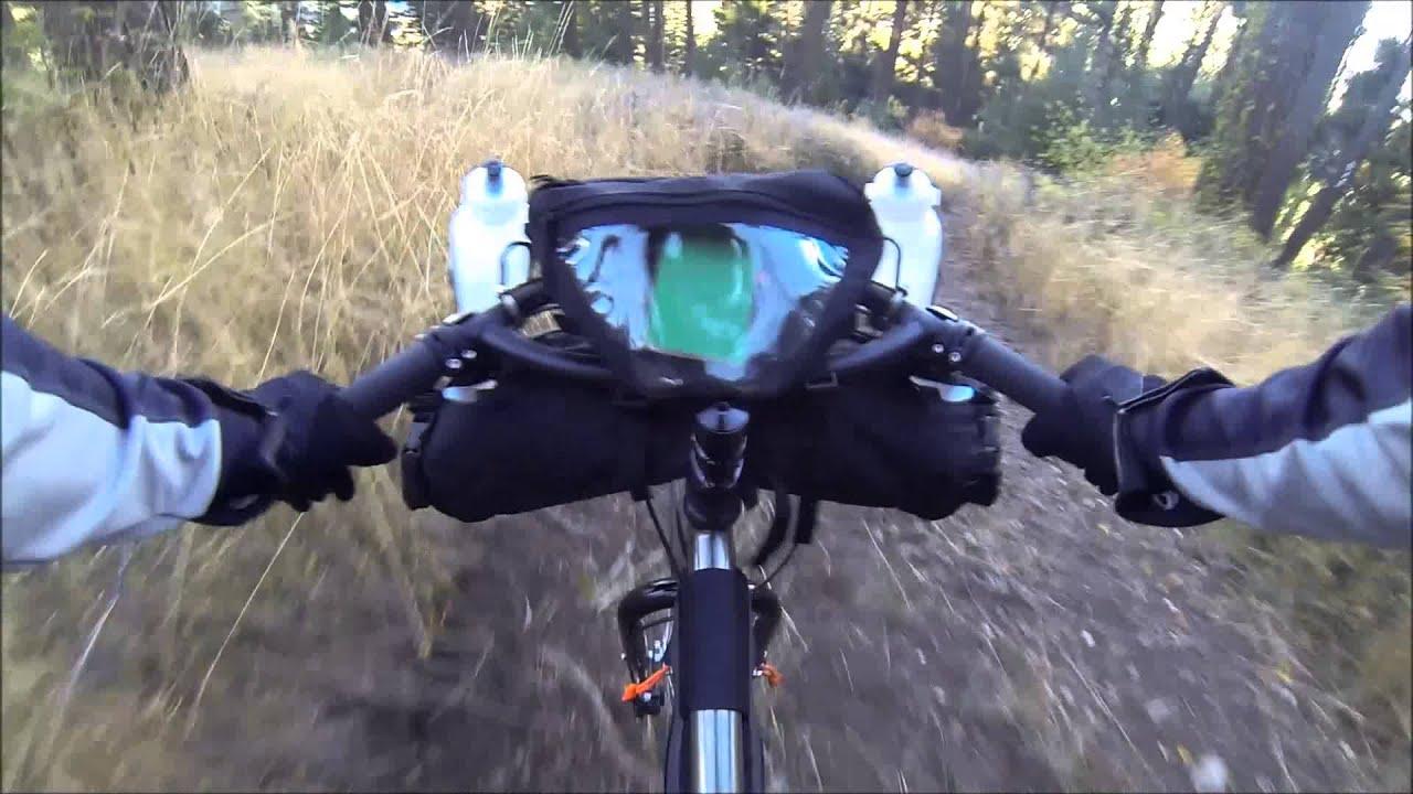 Mountaintop Overnight Bikepacking Bike Ride Youtube