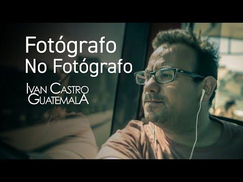 Entrevista con Ivan Castro en Fotografo no Fotografo, Colombia