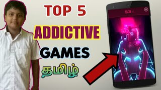 Top 5 addictive games for android in tamil