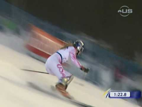 Vonn first slalom win from Universal Sports