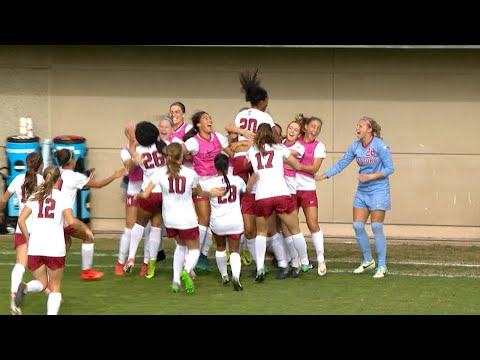 Recap: Stanford women's soccer advances to Women's College Cup with win over Penn State
