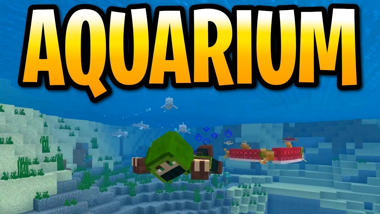 minecraft aquatic update gameplay xbox one