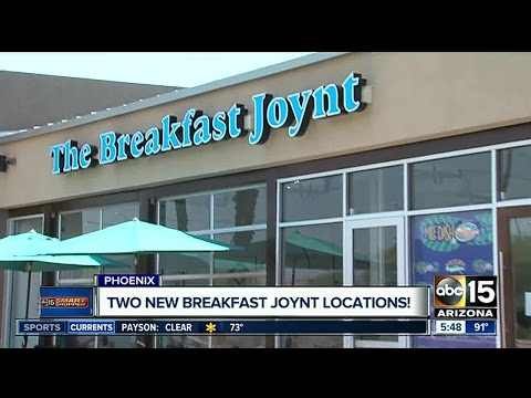 Breakfast Joynt opens two new locations
