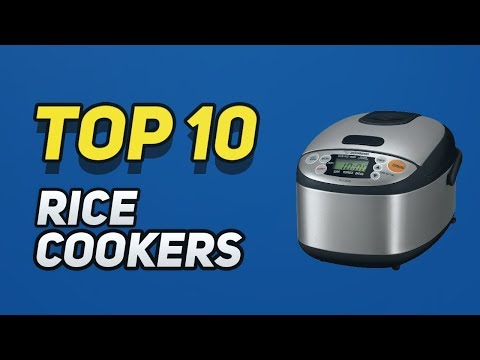 ▶️ Best Rice Cookers  In 2018