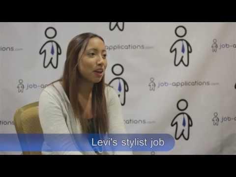 Levi's Interview - Stylist