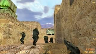 пример чит-кода в Counter Strike 1.6.(на деньги)(с ботами)