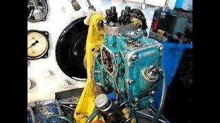 ТНВД НД21 тракторів Т40. Частина2. Регулювання, випробування на стенді КИ 22201А