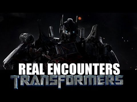 Transformers - REAL ENCOUNTERS | Mississippi Bigfoot Shooting