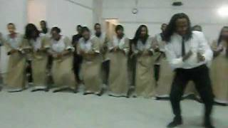 UNAM Choir - Ba Nyorilweng (Song of Prayer)