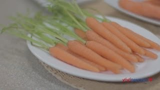Da Oriente a Occidente, le mille varietà della carota - ViviDanone.it