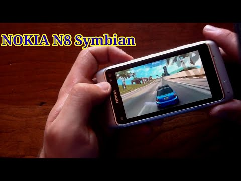 Nokia N8 - How To Install And Play Game! Best Game For Nokia Symbian Version.