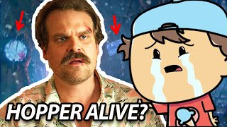 Stranger Things S4: The Final Season (IS HOPPER ALIVE?)